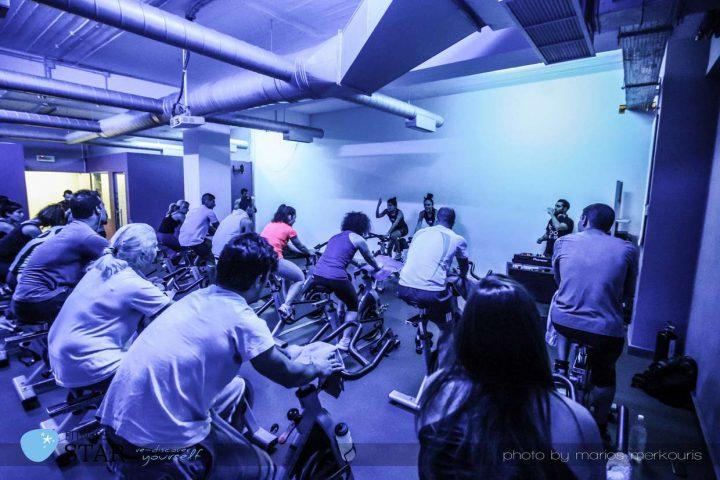 Indoor Cycling Studio